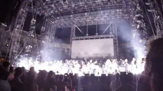 Hans Zimmer Live 2017 - Is She With You? (Wonder Woman Theme) - Live @ Arènes de Nîmes (24/06/2017)