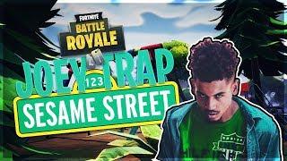 Sesame Street - Joey Trap (Fortnite Edit)
