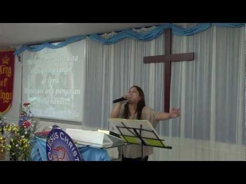 SA BANAL MONG TRONO JCOB JAPAN (WARABI OUTREACH)PRAISE&WORSHIP ...