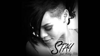 Rihanna - Stay [Instrumental/Karaoke]