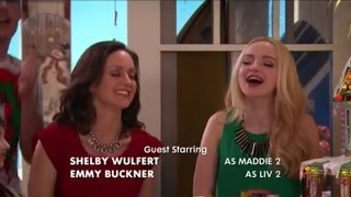 Liv And Maddie:  Cali Style - Cali Christmas-A-Rooney - CLIP 5