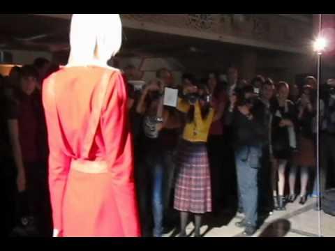 Открытие Ukrainian Fashion Week 12/10/2011