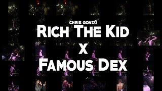 Rich The Kid and Famous Dex (Santa Ana)