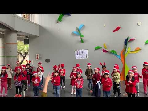 108學年度聖誕節表演:櫻桃雪碧 - YouTube