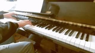 Magic System - Sweet Fanta Diallo (Adieu Soleil) - Piano Cover