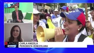 Crisis venezolana: Análisis con Carla Angola