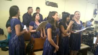 Grupo Essência de Cristo (Enche-nos - Vanilda Bordieri)