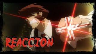Kekkai Sensen / REACTION