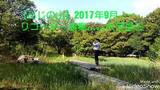 ☆9☆【ふじの山】リコーダー演奏…大宅信三 2017年