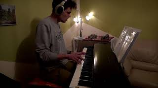 Louis Tomlinson - Two of Us - Piano Cover - Slower Ballad Cover