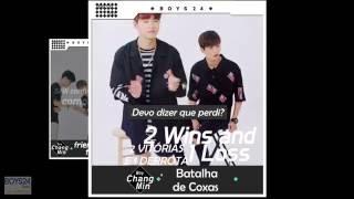 [Perfil BOYS24] 'BOY CARD' -  Episódio 10 Changmin  [LEGENDADO PT BR]