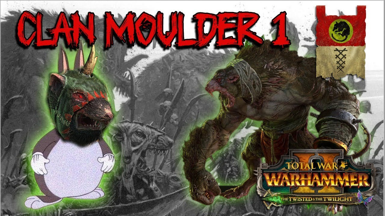 Turin - Thrott The Unclean   Clan Moulder ME Campaign Preview - THE BIG CHUNGUS RAT...It Started Very Poorly