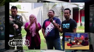 "Motif Viral : Syafa, ""Wanita Melatah""  Viral bersama Sepahtu Sinar"
