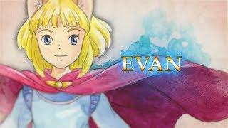 Ni no Kuni II: Revenant Kingdom - Evan Character Trailer | PS4, PC
