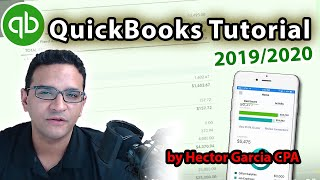 Quickbooks online tutorial: purchase orders and partial receiving.