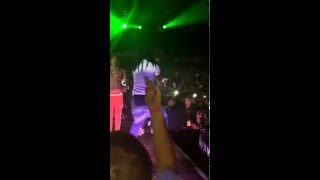Rich Homie Quan and Dae Dae performance in Hardeeville SC, June 30 2016