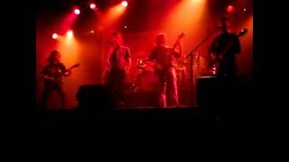 yo canibal- Caballo De Hierro, en el roxy live de palermo