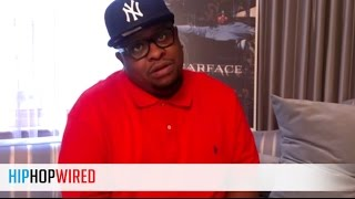"""Scarface talks about his album """"The Fix."""""""