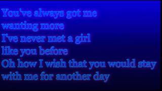 The Vamps - Boy Without A Car (Lyric video)