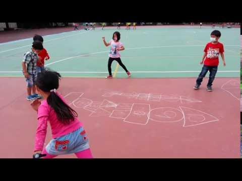 20161121畫格子跳房子3 - YouTube