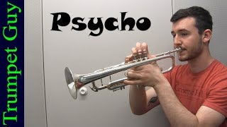 Post Malone - Psycho (Trumpet Cover) ft. Ty Dolla $ign