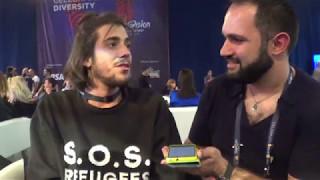 Salvador Sobral interview | #Portugal #Eurovision2017 #Eurovoxx