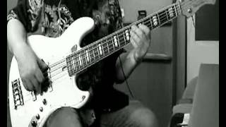 The Riddle - Nik Kershaw - Bass Cover