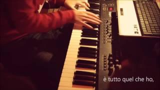 Tappeto di Fragole - Modà (Andrea Zanca Piano Cover)