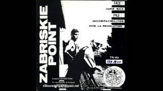 01.  Zabriskie Point - Juke Box