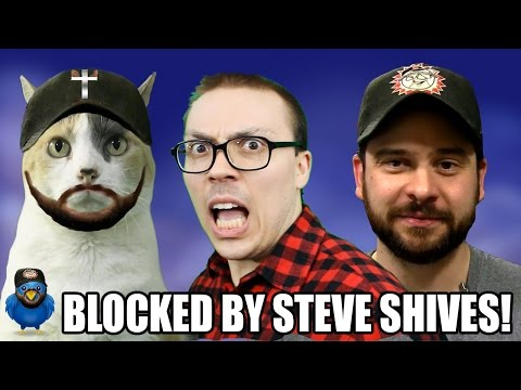 Blocked By Steve Shives (with Anthony Fantano!)