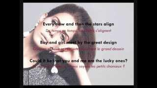 Lana Del Rey - Lucky ones (lyrics + french translation)