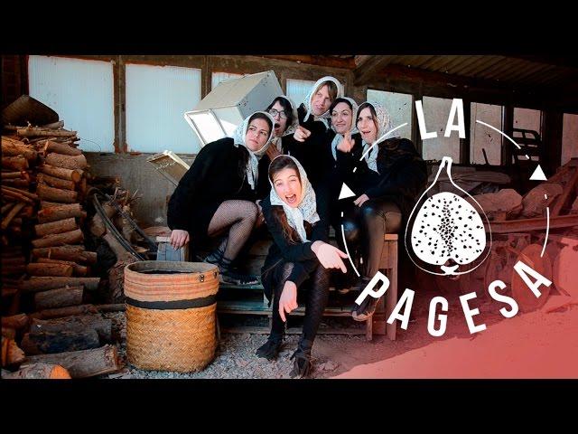 Roba Estesa - La Pagesa (Videoclip Oficial) #PORNOFOLK