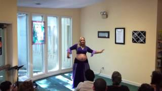 Reiki Dance One: Cho Ku Rei, performed by Reiki Master Debra Parmley