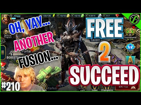 ANOTHER FUSION LESS THAN 2 WEEKS AWAY!?!?! | Free 2 Succeed - EPISODE 210