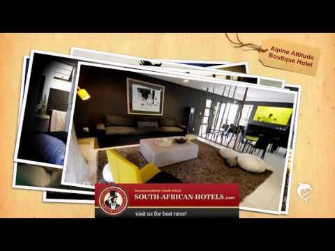 Alpine Attitude Boutique Hotel, Pretoria