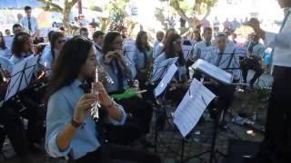 BANDA DA SOCIEDADE INSTRUÇÃO RECREIO DE PAÇOS DA SERRA (Guarda)