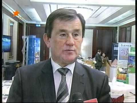 Forum Agribusiness in Ukraine 2012 on ICTV, Business Facts programme