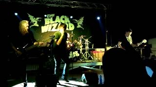 The Black Wizard live