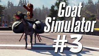 GOATS IN SPAAAACE!!!   Goat Simulator - Part 3 width=