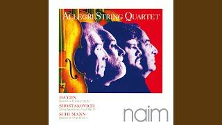 Quartet in D Minor, Op. 42: II. Menuetto & Trio, allegretto