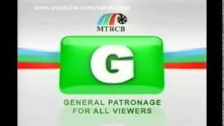 MTRCB Rated G English Version