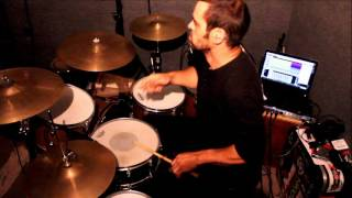 In The End -drum cover- Linkin Park