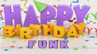 Happy Birthday To You Funk Instrumental Background Music Spot