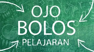 BSWTB - OJO BOLOS PELAJARAN (Official Lyric Video)