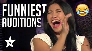 Funniest Auditions On Got Talent Ever   Asia's Got Talent width=