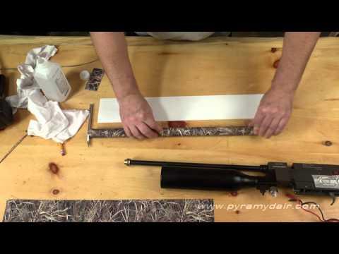 Video: Camo It kit - DIY Airgun Reporter Series Episode 2  | Pyramyd Air