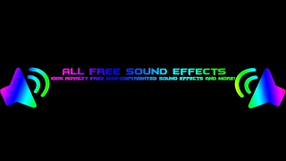 A FEW MOMENTS LATER Sound Effect (FREE DOWNLOAD)