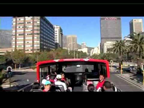 BEHIND THE SCENES…. of City Sightseeing Cape Town