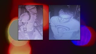 Video shows thieves breaking into Albuquerque bakery