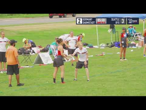 Video Thumbnail: 2018 U.S. Open Club Championships, Mixed Pool Play: Germany vs. Seattle BFG
